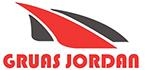 Grúas Jordán Logo